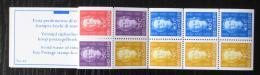 Sešitek Nizozemské Antily 1979 Královna Juliana Mi# MH 6