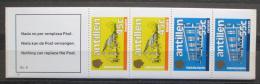 Sešitek Nizozemské Antily 1985 Stavby Mi# MH 8 Kat 12€