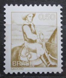 Poštovní známka Brazílie 1979 Gauèo Mi# Mi# 1540