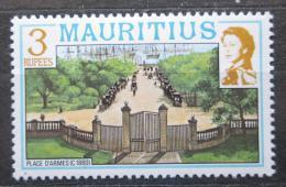 Poštovní známka Mauricius 1978 Place d'Armes Mi# Mi# 451 I X A