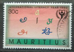 Poštovní známka Mauricius 1990 Mezinárodní rok vzdìlání Mi# Mi# 710