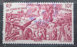 Poštovní známka Madagaskar 1946 Od Èadu k Rýnu Mi# Mi# 412 Kat 5€