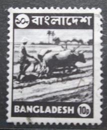 Poštovní známka Bangladéš 1976 Rolník Mi# 60