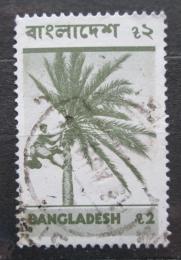 Poštovní známka Bangladéš 1976 Sbìr kokosu Mi# 68