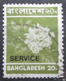 Poštovní známka Bangladéš 1976 Jiøiny, služební Mi# 14