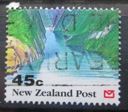 Poštovní známka Nový Zéland 1992 Místní krajina Mi# 1251