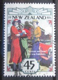 Poštovní známka Nový Zéland 1993 Tøicátá léta Mi# 1273