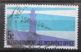 Poštovní známka Nový Zéland 1981 Maják, životní pojištìní Mi# 47