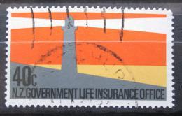 Poštovní známka Nový Zéland 1981 Maják, životní pojištìní Mi# 51