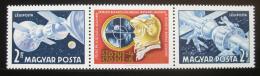 Poštovní známky Maïarsko 1969 Let do vesmíru Mi# 2492-93