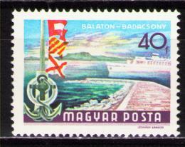 Poštovní známka Maïarsko 1969 Balatonské jezero Mi# 2502