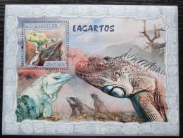 Poštovní známka Mosambik 2007 Ještìøi Mi# Block 222 Kat 10€