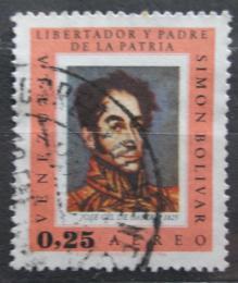 Poštovní známka Venezuela 1966 Umìní, Simón Bolívar Mi# 1686