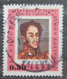 Poštovní známka Venezuela 1966 Umìní, Simón Bolívar Mi# 1687