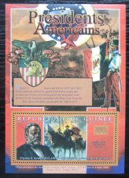 Poštovní známka Guinea 2010 Ulysses Grant, 18. US prezident Mi# Block 1900 Kat 10€