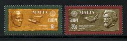 Poštovní známky Malta 1980 Evropa CEPT Mi# 615-16