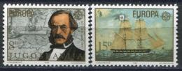 Poštovní známky Jugoslávie 1982 Evropa CEPT Mi# 1919-20