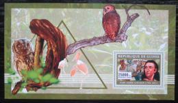 Poštovní známka Guinea 2006 John James Audubon, pøírodovìdec Mi# Block 989