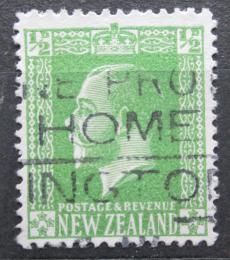 Poštovní známka Nový Zéland 1915 Král Jiøí V. Mi# 136 A
