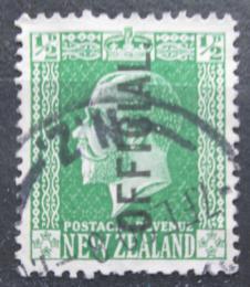 Poštovní známka Nový Zéland 1915 Král Jiøí V. úøední Mi# 20 A