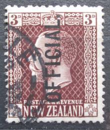 Poštovní známka Nový Zéland 1919 Král Jiøí V. úøední Mi# 26 A