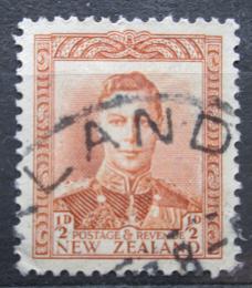 Poštovní známka Nový Zéland 1941 Král Jiøí VI. Mi# 237