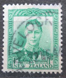 Poštovní známka Nový Zéland 1941 Král Jiøí VI. Mi# 239