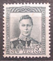 Poštovní známka Nový Zéland 1947 Král Jiøí VI. Mi# 245