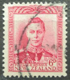 Poštovní známka Nový Zéland 1947 Král Jiøí VI. Mi# 246