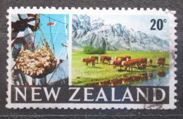 Poštovní známka Nový Zéland 1969 Chov krav Mi# 495