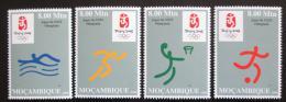 Poštovní známky Mosambik 2008 LOH Peking Mi# 3071-74