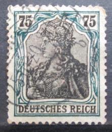 Poštovní známka Nìmecko 1919 Germania Mi# 104