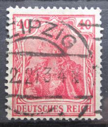 Poštovní známka Nìmecko 1920 Germania Mi# 145 aII