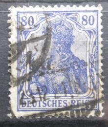 Poštovní známka Nìmecko 1920 Germania Mi# 149 II