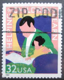 Poštovní známka USA 1997 Vzdìlávání dìtí Mi# 2805