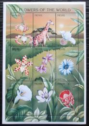 Poštovní známky Nevis 1996 Flóra a fauna Mi# 1058-66