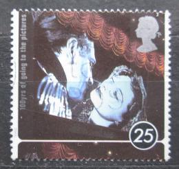 Poštovní známka Velká Británie 1996 Film Lady Hamilton Mi# 1621