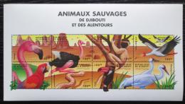 Poštovní známky Džibutsko 2000 Africká fauna TOP SET Mi# 690-97 Kat 22€