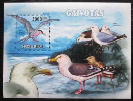 Poštovní známka Guinea-Bissau 2011 Racci Mi# Block 899 Kat 12€