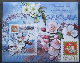 Poštovní známka Togo 2011 Tøešeò Mi# Block 623 Kat 12€