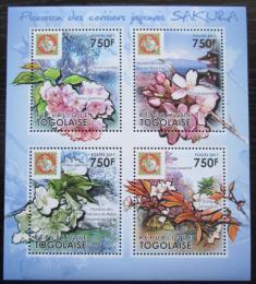 Poštovní známky Togo 2011 Tøešeò Mi# 4064-67 Kat 12€