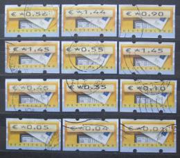 Poštovní známky Nìmecko 2002 ATM, automatové Mi# 5 Kat 15€