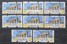 Poštovní známky Nìmecko 2008 ATM, automatové Mi# 6 Kat 9€