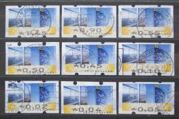 Poštovní známky Nìmecko 2008 ATM, automatové Mi# 7 Kat 10€