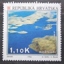 Poštovní známka Chorvatsko 1994 NP Kornati Mi# 281
