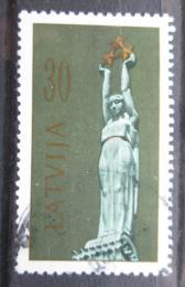 Poštovní známka Lotyšsko 1991 Památník svobody Mi# 320