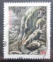 Poštovní známka Lotyšsko 2006 Přírodní zajímavost Mi# 681 - zvětšit obrázek