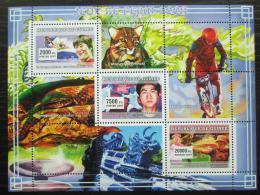 Poštovní známky Guinea 2007 LOH Peking Mi# 4560-62 Kat 8€