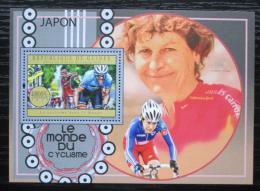 Poštovní známka Guinea 2012 Cyklistika Mi# Block 2162 Kat 16€