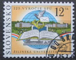 Poštovní známka Slovensko 1999 UPU, 125. výroèí Mi# 344